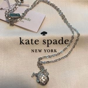 Kate Spade Infinity Necklace